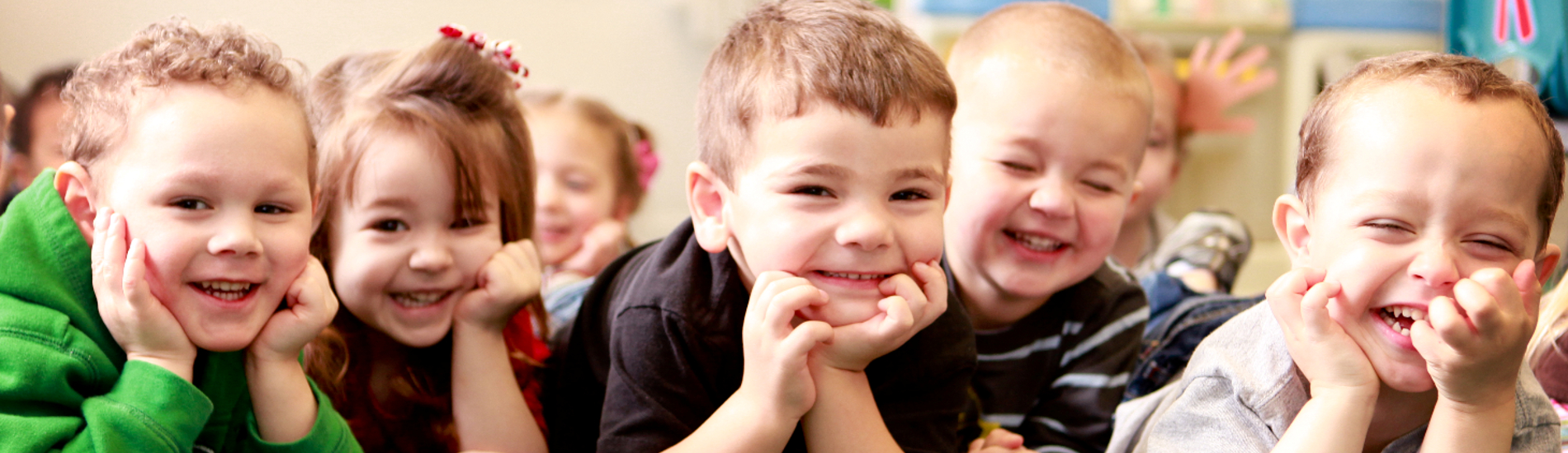 Preschool Classes Offered Daily – Now Enrolling For Fall!